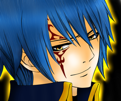 Jellal Fernandes by purplenurpless