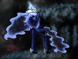 Princess of the Night by nothing111111