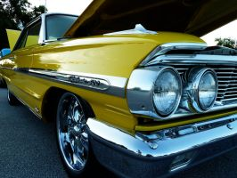 Galaxie by Nutdeep