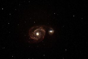 M51 - Preliminary processing by thorsdecree