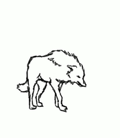 Wolf Fighting Animation (WIP) by WhiteWolfCrisis13