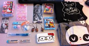 Japantown Haul by xPandaWaffle