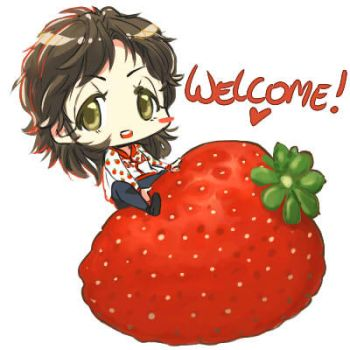 Strawberry ID by wingsoverDA