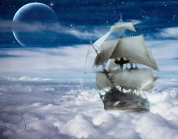 Ship in the Sky by MissDaisy452