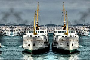 Ferry Me Over by cihanthejest