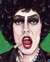 Frank n furter by amybalot