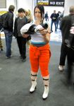 Chell from Portal by ZeroKing2015