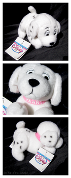 Disney Store - 101 Dalmatians Penny Pup by The-Toy-Chest