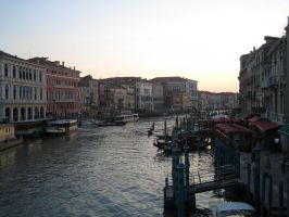 Grand Canale by JuliZib
