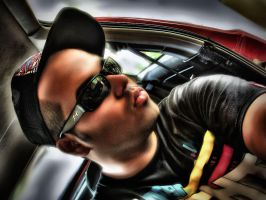 Me..HDR by titopr31