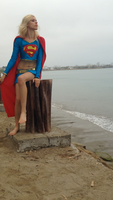 Supergirl in South America! by Whispers2Horses