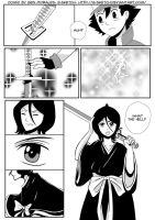 Ash into Rukia by TheDarkShadow1990
