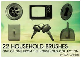 HOUSEHOLD BRUSH COLLECTION by Special-K-001