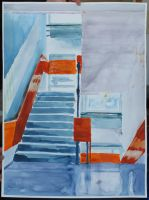stairs by katincia
