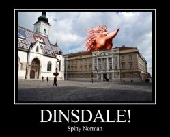 Spiny Norman by bhorwat