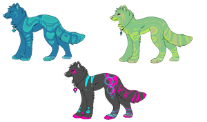 Adopts~ :Batch one: by OneOfTheNight