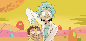 Look At That Thing, Morty! by reverzs