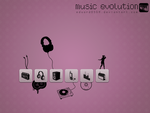 Music Evolution by eduardDSGN