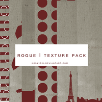 rogue | texture pack by kosmicki