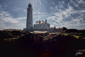Light up the Light House by LuntPhotography