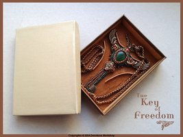 Box for Key of Freedom by little-cruel-thing