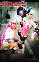 Beatmania Empresses by LennethXVII