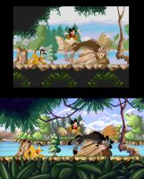 Mickey Mania HD - Moose Hunters by NoPLo