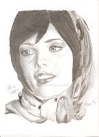 Alice Cullen New Moon by AhdiasAndI