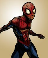 Ultimate Spider-Man by ex-m