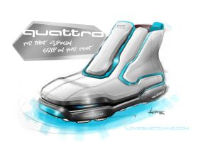 audi quattro winter boots by ecco666