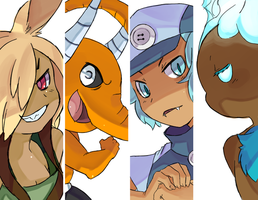 Disgaea FC by StarrBerry