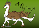 .:Miyo the Dragon:. by Xbox-DS-Gameboy