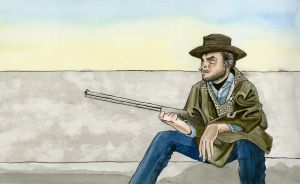 For a Few Dollars More by Zargap