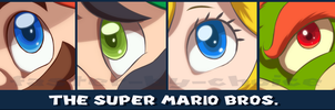.:The Super Mario Bros.:. by faster-by-choice
