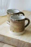 Set of two espresso cups by scarlet1800