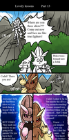 Lovely Lessons Part 13 by PlatinaSena