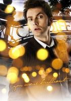 David 'Brilliant' Tennant by Slytan