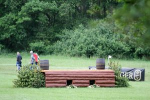Cross Country Log Stock by LuDa-Stock