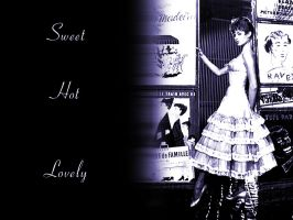 sweet hot lovely by fastworks