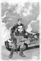 The Punisher by RyanBodenheim