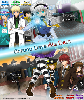 Chrono Days Promo Poster by Pacthesis
