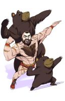 Zangief by PumaDriftCat
