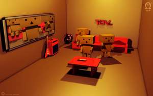 The Toy Box by Tulip-Creativ