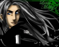 Lucius Malfoy, Slytherin by Velze