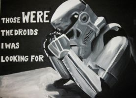 Stormtrooper Regret by Unicron-planet-eater