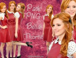 Bella Thorne Pack PNG by CaamiMaslow