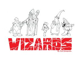 Wizards by Iggy452001