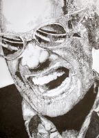 Ray Charles by DogCatPie