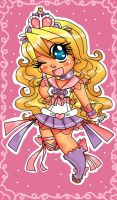 SkittleBittle's OC Lillian (chibi version) by jazzy2cool