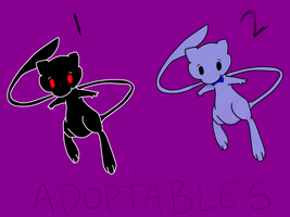 Mew Adoptables: OPEN by Puppy-41